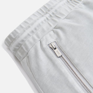 Kith Bleecker Crystal Wash Sweatpant - Oyster Mushroom Image 3