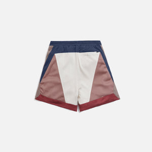 Kith Turbo Mesh Short - White / Multi Image 2