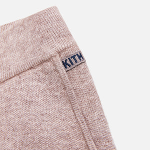 Kith Knit Bennett Pant - Heather Oatmeal Image 4