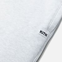 Kith Williams I Sweatpant - Light Heather Grey Thumbnail 4