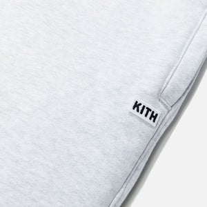 Kith Williams I Sweatpant - Light Heather Grey Image 4