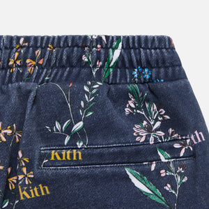 Kith Botanical Floral Williams I Sweatpant - Nocturnal