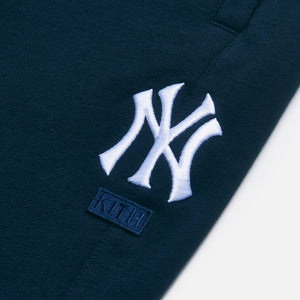 Kith for The New York Yankees Williams Sweatpant - Navy