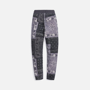 Kith Deconstructed Bandana Williams I Sweatpant - Black