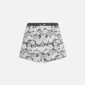 Kith Aster Floral Active Short - Black
