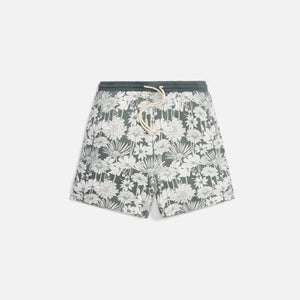 Kith Aster Floral Active Short - Stadium