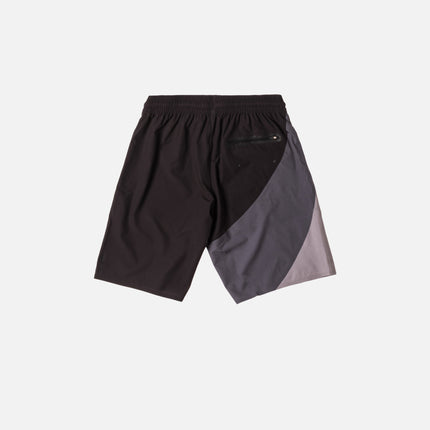 Kith Coney Swim Trunk - Black / Grey