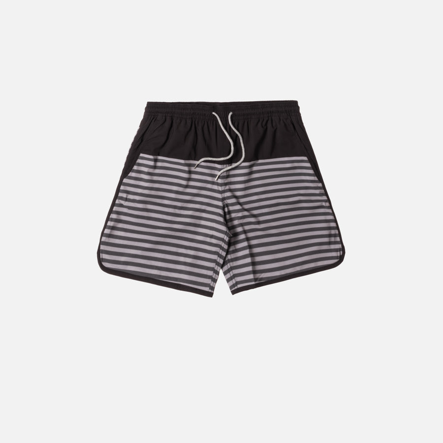 Kith Rockaway Short - Black / White
