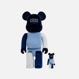 Kith x Be@rbrick 100/400 - Multi