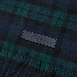 Kith Wool Scarf - Blackwatch