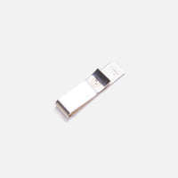 Kith for BMW Slimline Money Clip - Silver Thumbnail 2