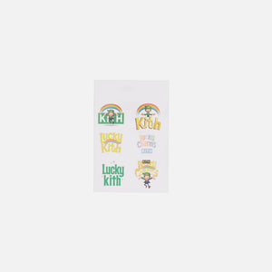 Kith for Lucky Charms Stickers - Multi