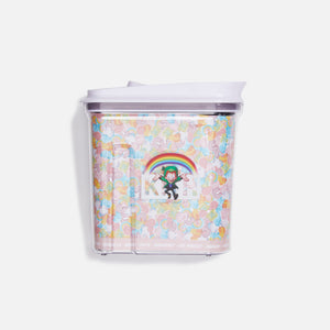 Kith for Lucky Charms Cereal Dispenser - White