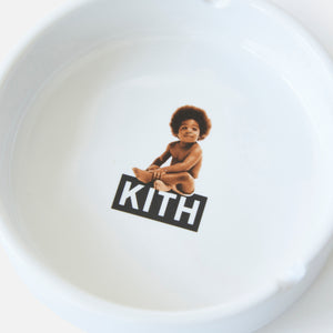 Kith for The Notorious B.I.G Ready To Die Ash Tray - White