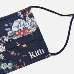Kith Tapestry Floral Washable Face Mask - Nocturnal