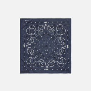 Kith Sterling Bandana - Shadow