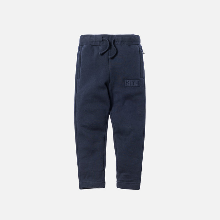 Kith Kids Williams II Pant - Navy