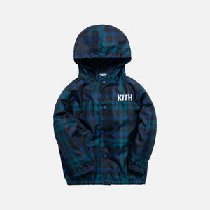 Kith Kids Printed Windbreaker - Black Image 1