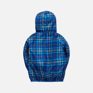 Kith Kids Printed Windbreaker - Blue / Multi