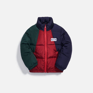 Kith Kids Blocked Pumori - Navy Multi