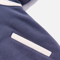 Kith Kids Varsity Jacket - Navy Thumbnail 1