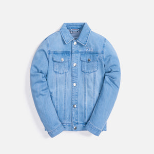 Kith Kids Denim Jacket - Light Indigo Wash