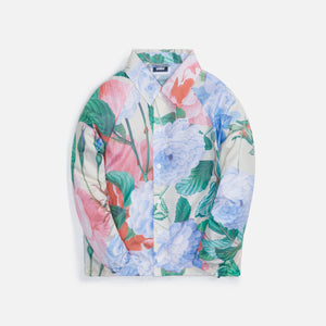 Kith Kids Floral Coaches Jacket - Tofu Multi
