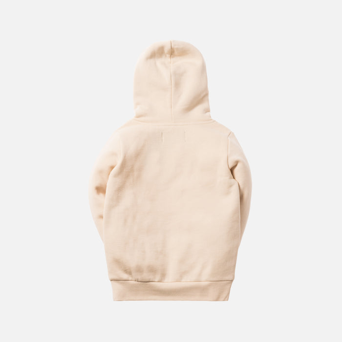 Kith Kids Classic Logo Williams Hoodie - Ivory