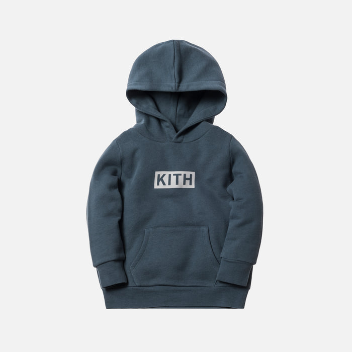 Kith Kids Classic Logo Williams Hoodie - Orion