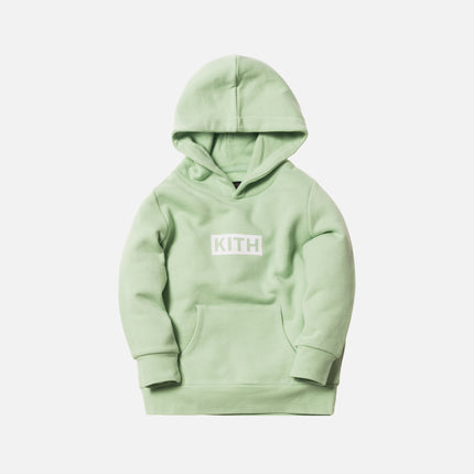 Kith Kids Classic Logo Williams Hoodie - Mint