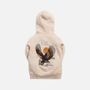 Kith Kids Franklin Full-Zip - Turtle Dove