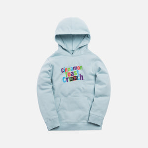 Kith Kids x Cinnamon Toast Crunch Hoodie - Light Blue