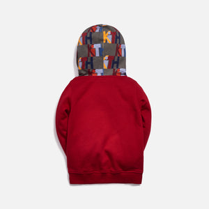 Kith Kids Billy Hoodie - Red
