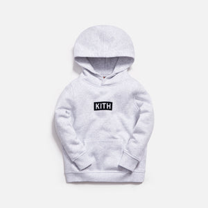 Kith Kids Classic Williams Hoodie - Heather Grey Image 1