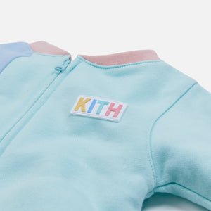Kith Kids Baby Paige Coverall - Green Multi Image 3