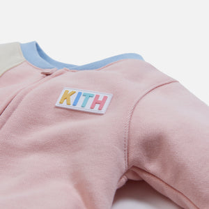 Kith Kids Baby Paige Coverall - Pink Multi Image 3