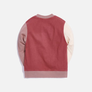 Kith Kids Tri Block Crew - Turtledove