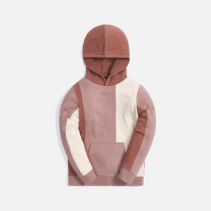 Kith Kids Blocked Williams Hoodie - Mauve Multi