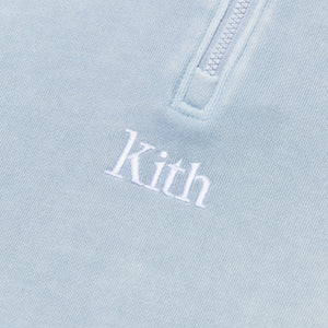 Kith Kids Indigo Harrison Hoodie - Light Indigo Wash
