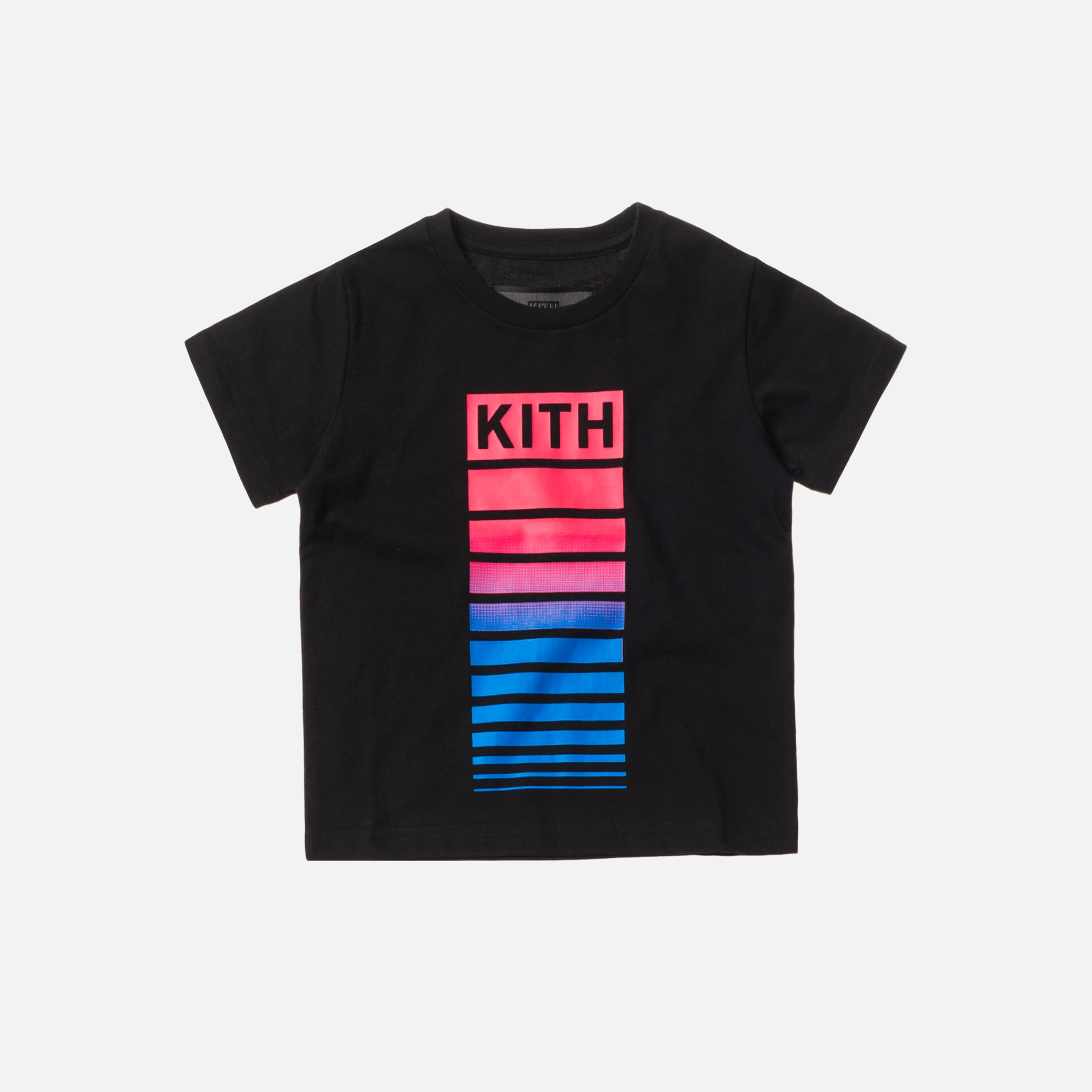 Kith Kids Frequency Tee - Black