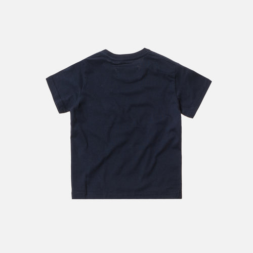 Kith Kids Frequency Tee - Navy