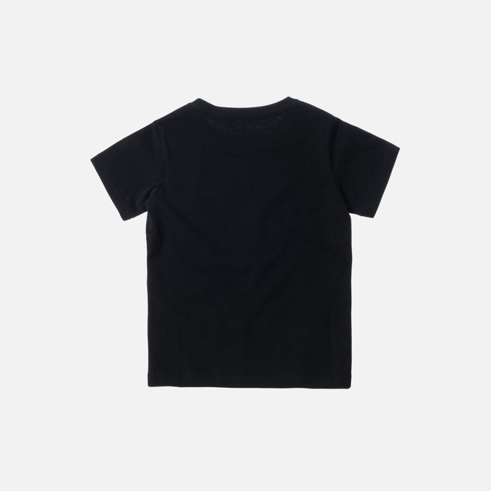 Kith Kids Stack Tee - Black