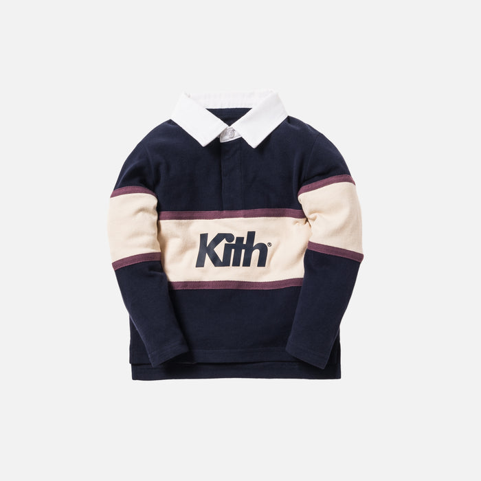 Kith Kids Rugby - Navy