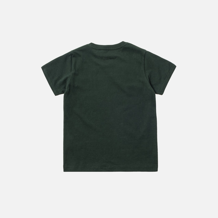 Kith Kids Classic Logo Tee - Forest Green