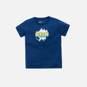 Kith Kids Breakout Tee - Royal Blue