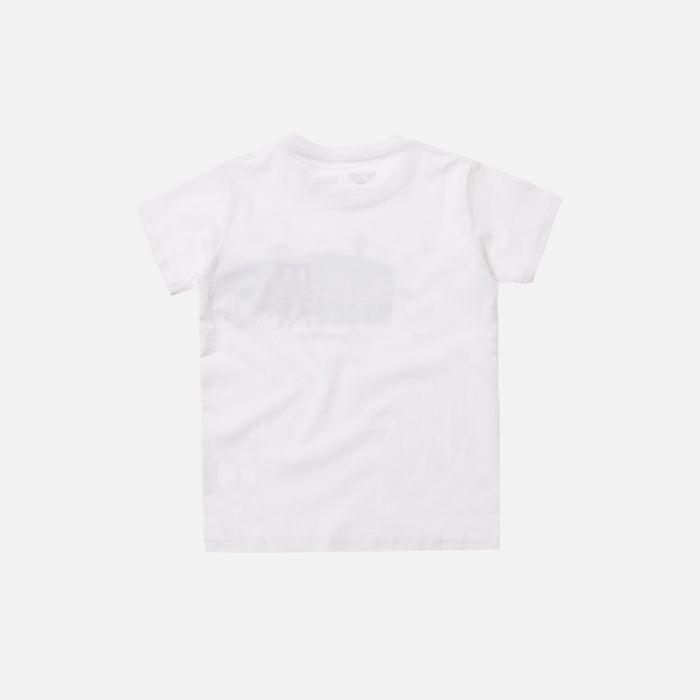 Kith Kids x Jetsons Drive In Tee - White