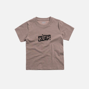 Kith Kids Shattered Box Tee - Cinder