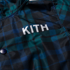 Kith Kids Printed Windbreaker - Black Image 3