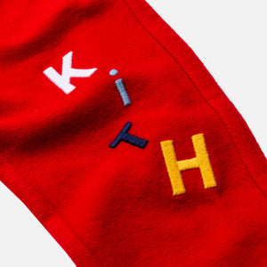 Kith Kids Reverse Williams Pant - Barbados Cherry