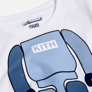 Kith Kids x Be@rbrick L/S Tee - White